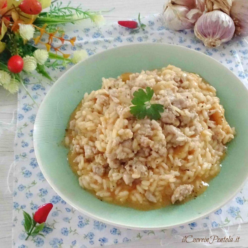 risotto-con-salsiccia