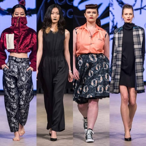 Vancouver Fashion Week Fall Winter 2019 Il Marco Polo