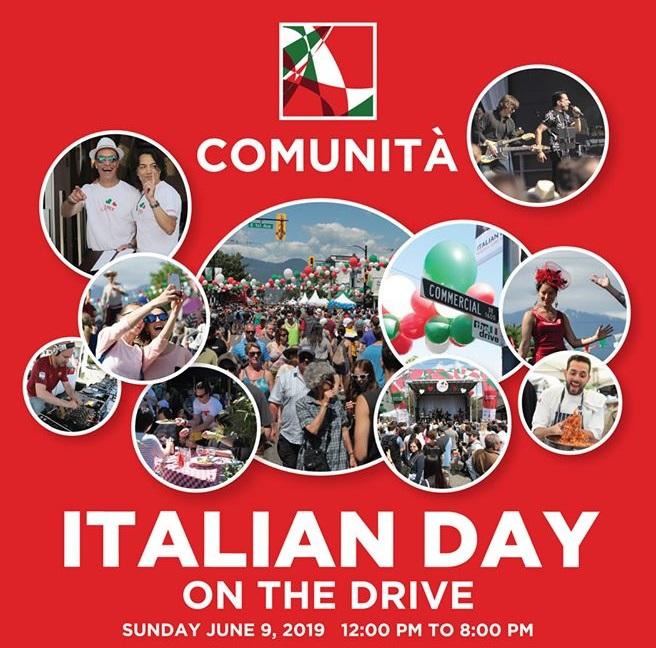 Italian Day 2019