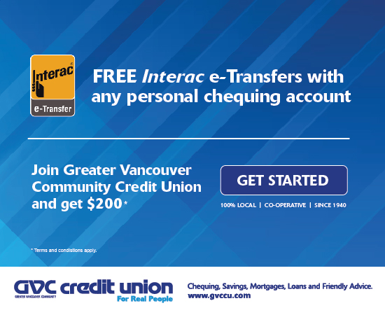 Greater Vancouver Community Credit Union